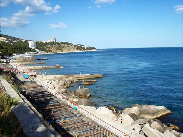 Самый захватывающий курорт Крыма
