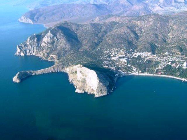 Мыс Меганом – самое таинственное место Крыма