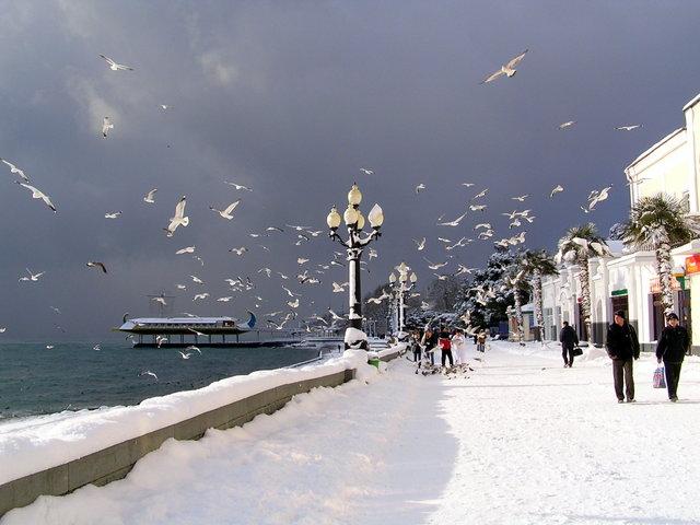 Крым: лучший Новый год