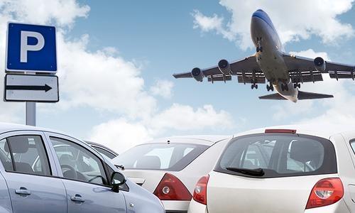 Особенности парковок в аэропортах
