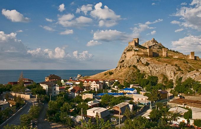 Отдых в Судаке на полуострове Крым