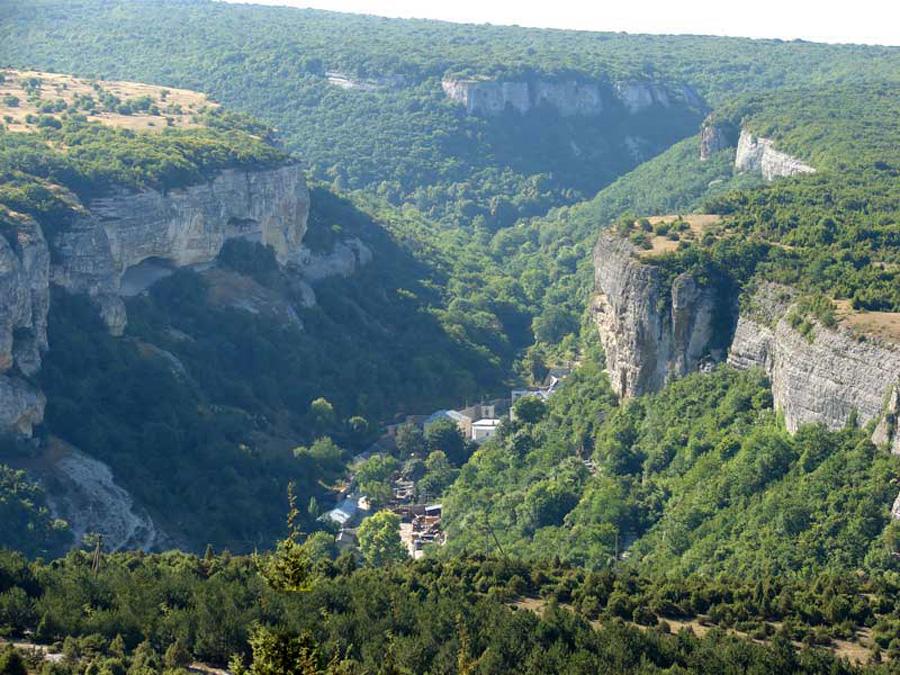 Бахчисарай – столица Крымского ханства