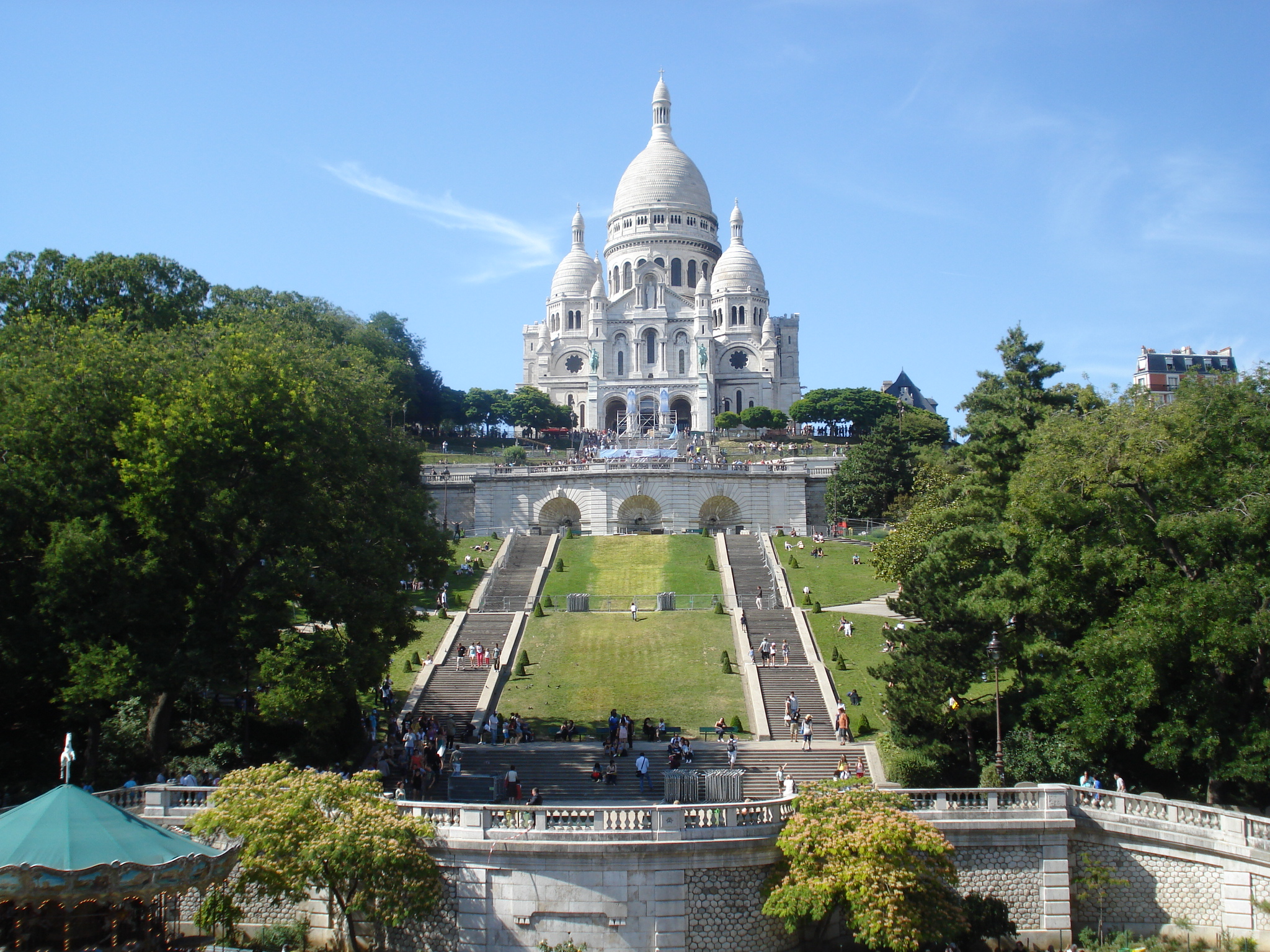 Париж - город влюбленных